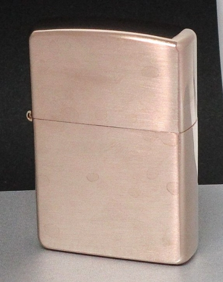 ZIPPO SOLID COPPER(純銅) Kennecott Copper Z-Series